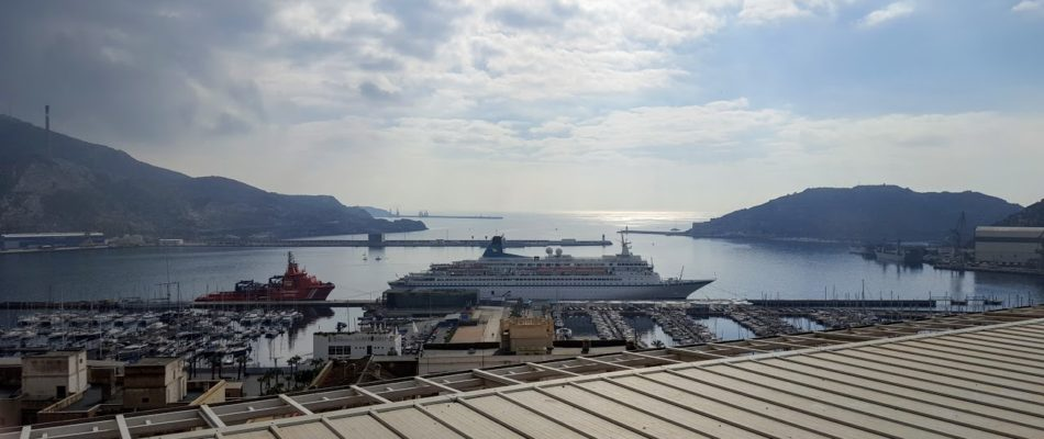 Hafen von Cartagena